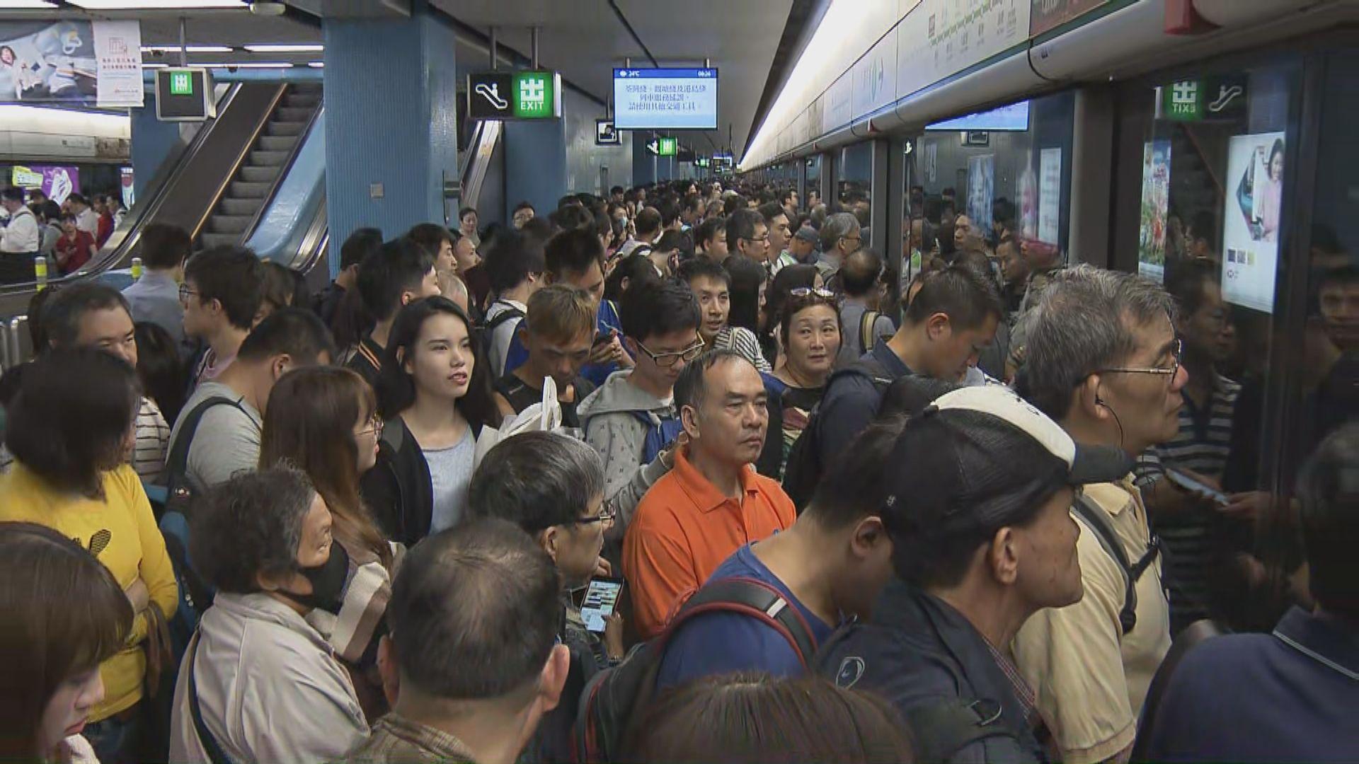 港鐵:四綫信號故障與新系統無關