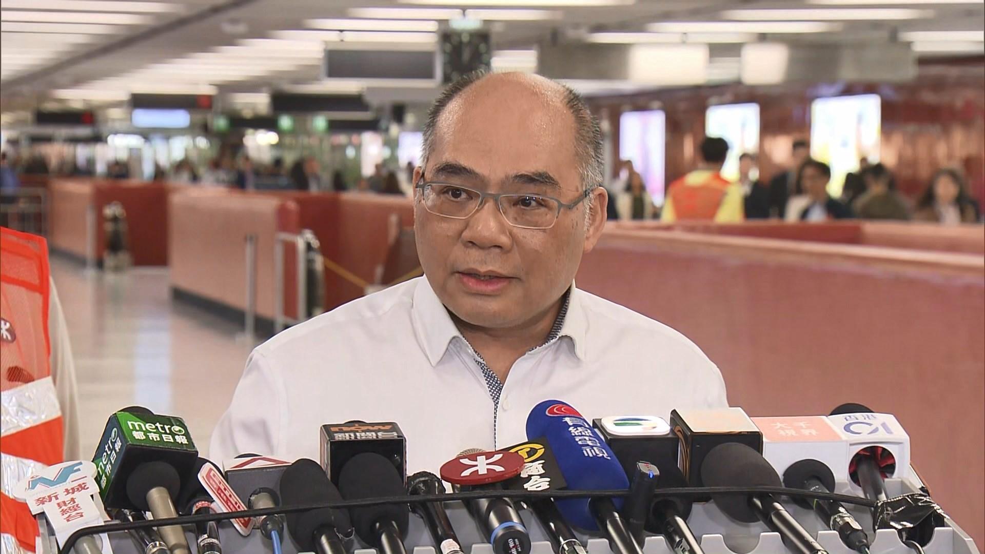 港鐵:聘用供應商後才發生新加坡事故