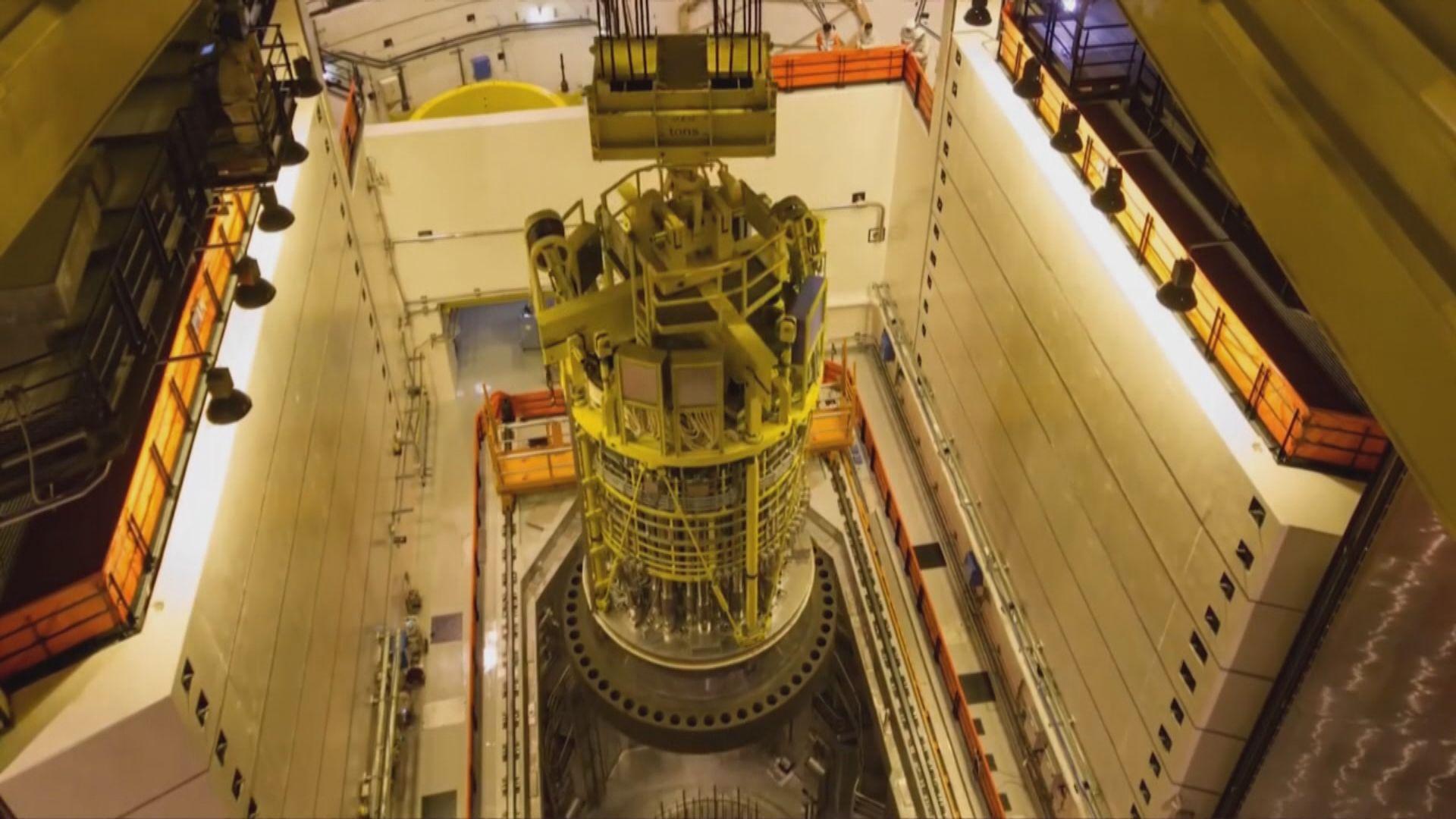 環球網:台山核電站反應堆輻射水平上升惟無放射性洩漏 李家超:核電站運作安全