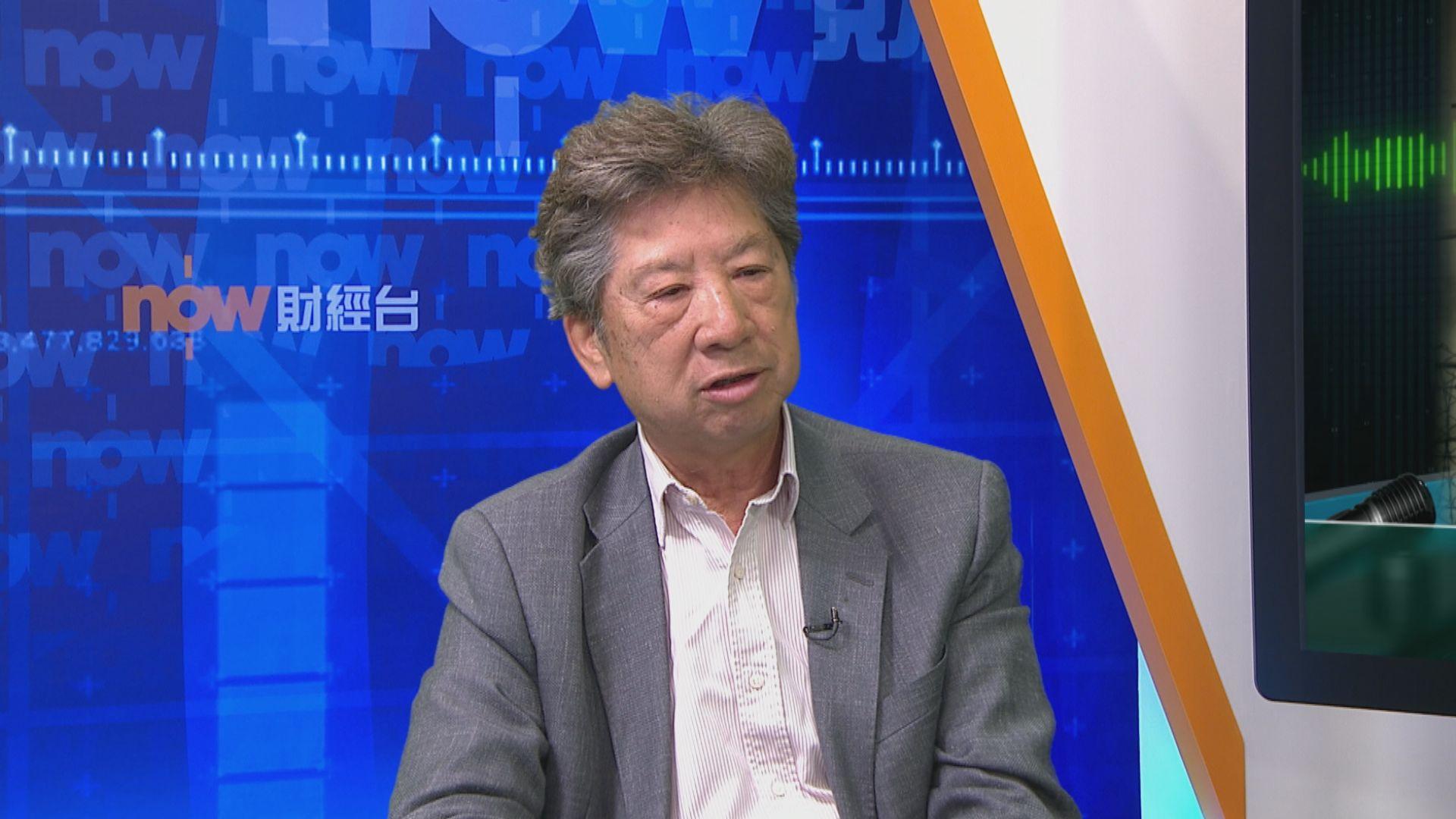 湯家驊:「主權在民」主張未必符合基本法要求