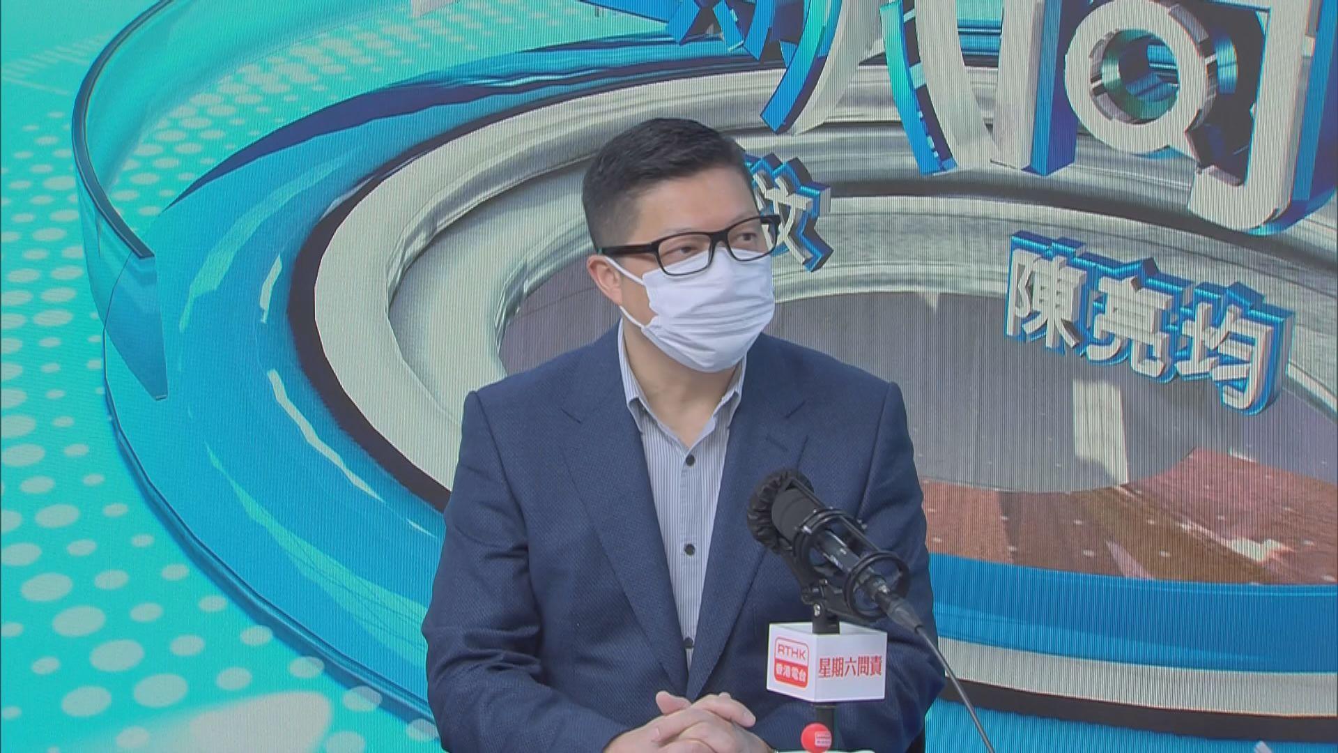 鄧炳強:專門處理反修例示威的踏浪者行動仍未結束