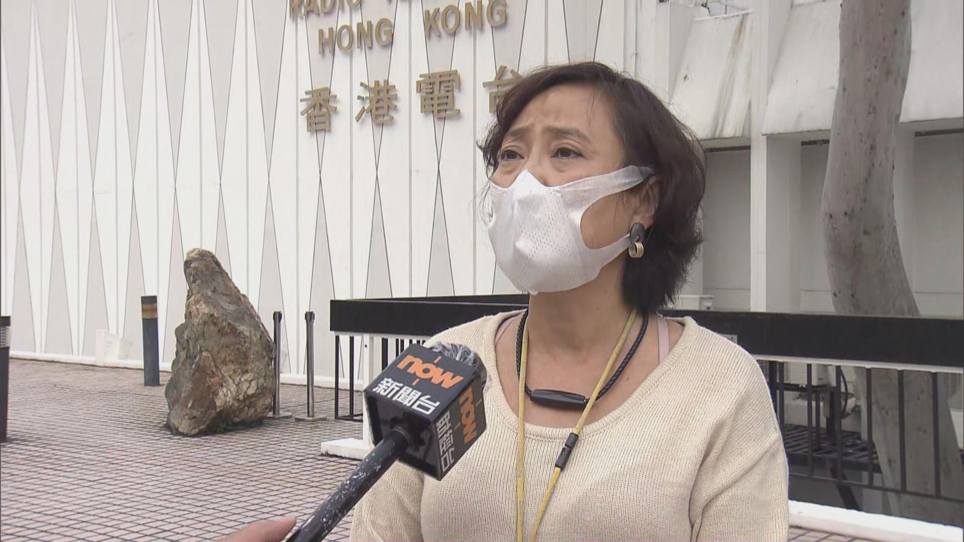 港台:正了解事件中 未肯定記者確實被捕原因