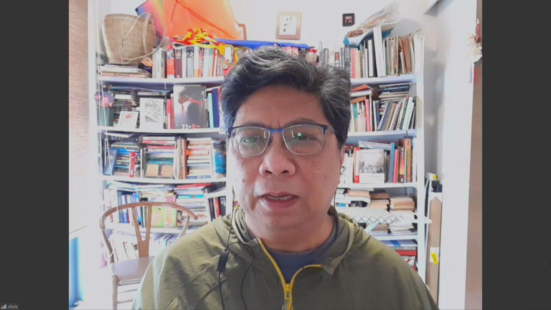 記協主席楊健興擔心報告為削減人手埋下伏線