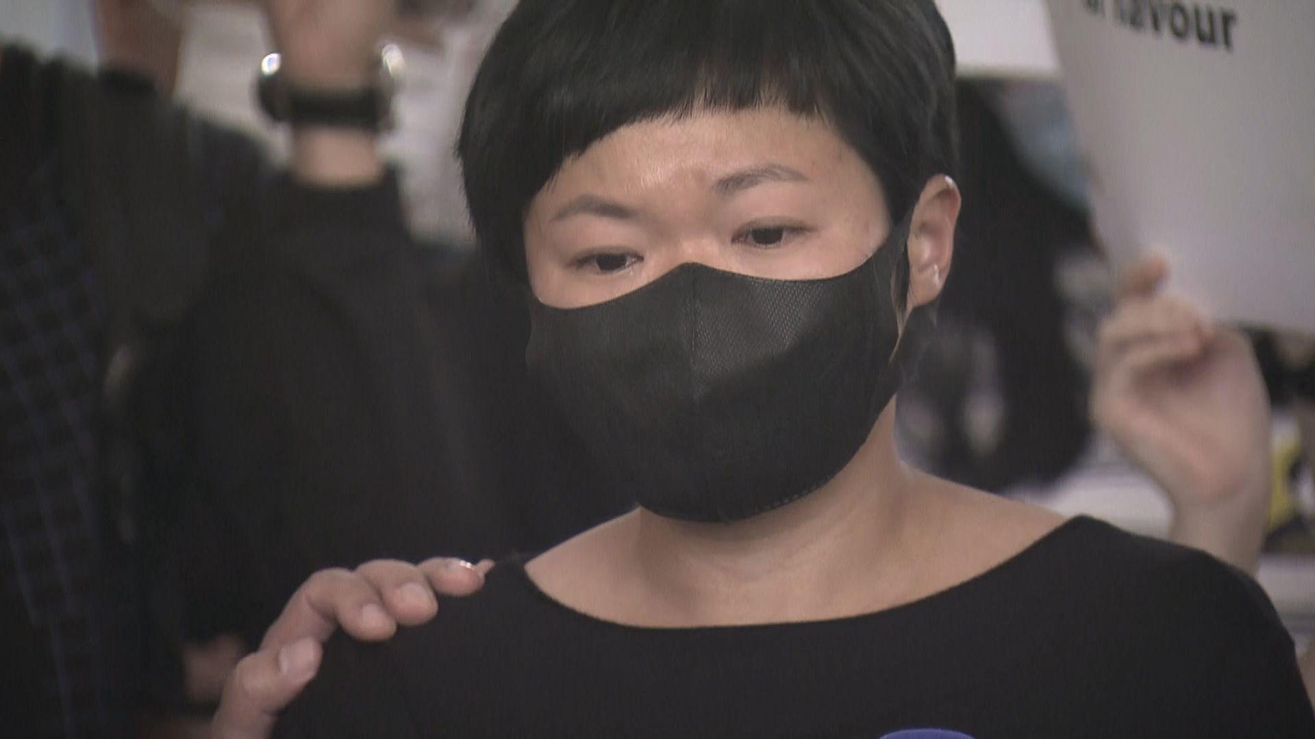 蔡玉玲查冊被控虛假陳述罪成 港台不評論裁決