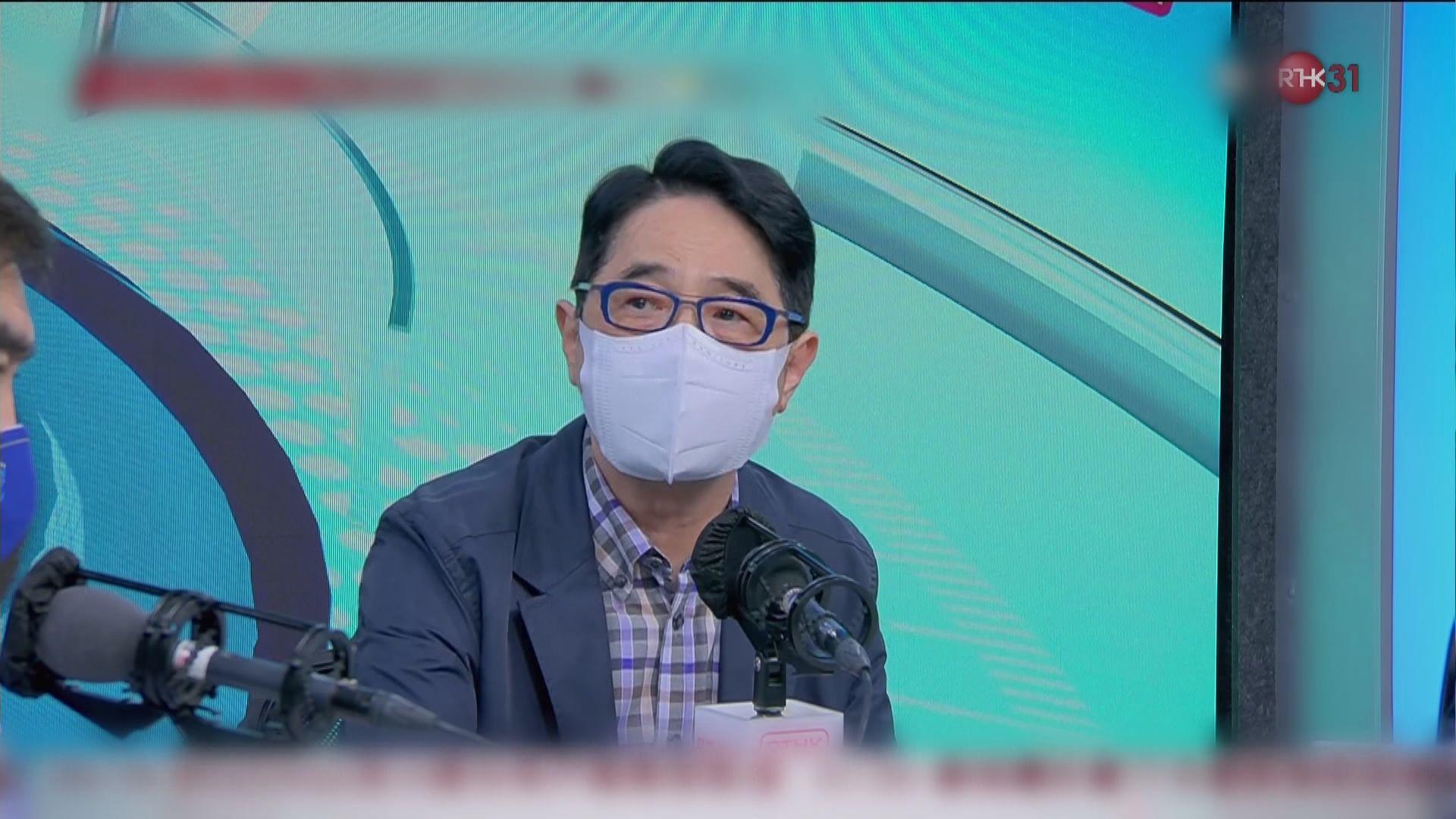 黃國健:新制度下選出的議員能夠更穩定支持政府