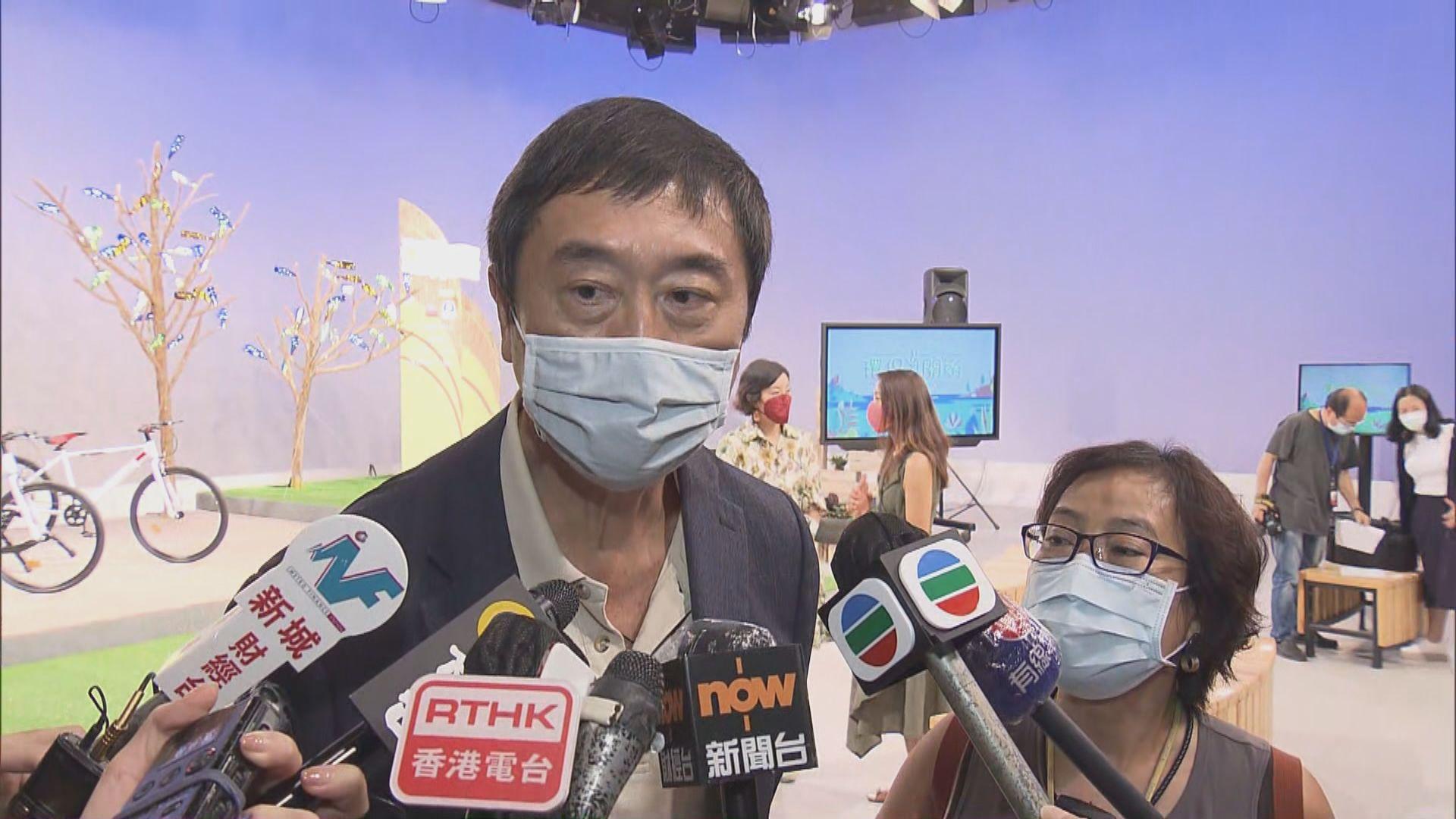 沈祖堯:擔心出現第四波疫情 需加強關口管制