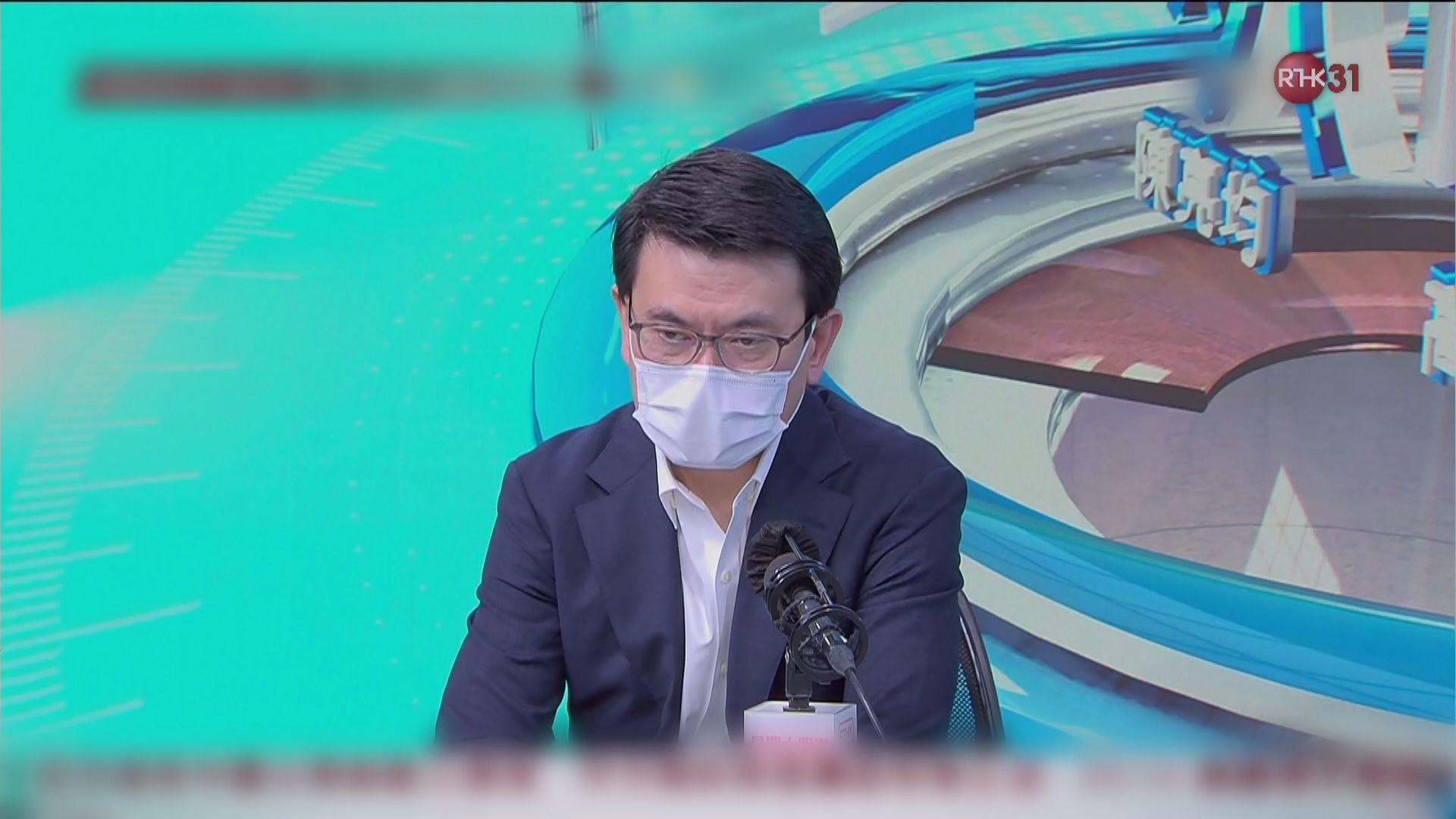邱騰華:電話卡實名制不影響新聞自由