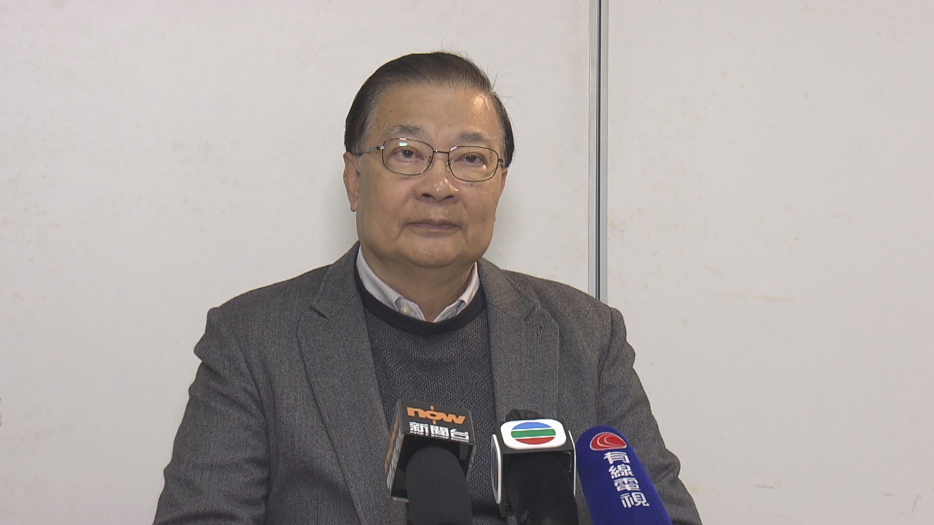 譚耀宗相信香港國安法不需太長時間便能通過