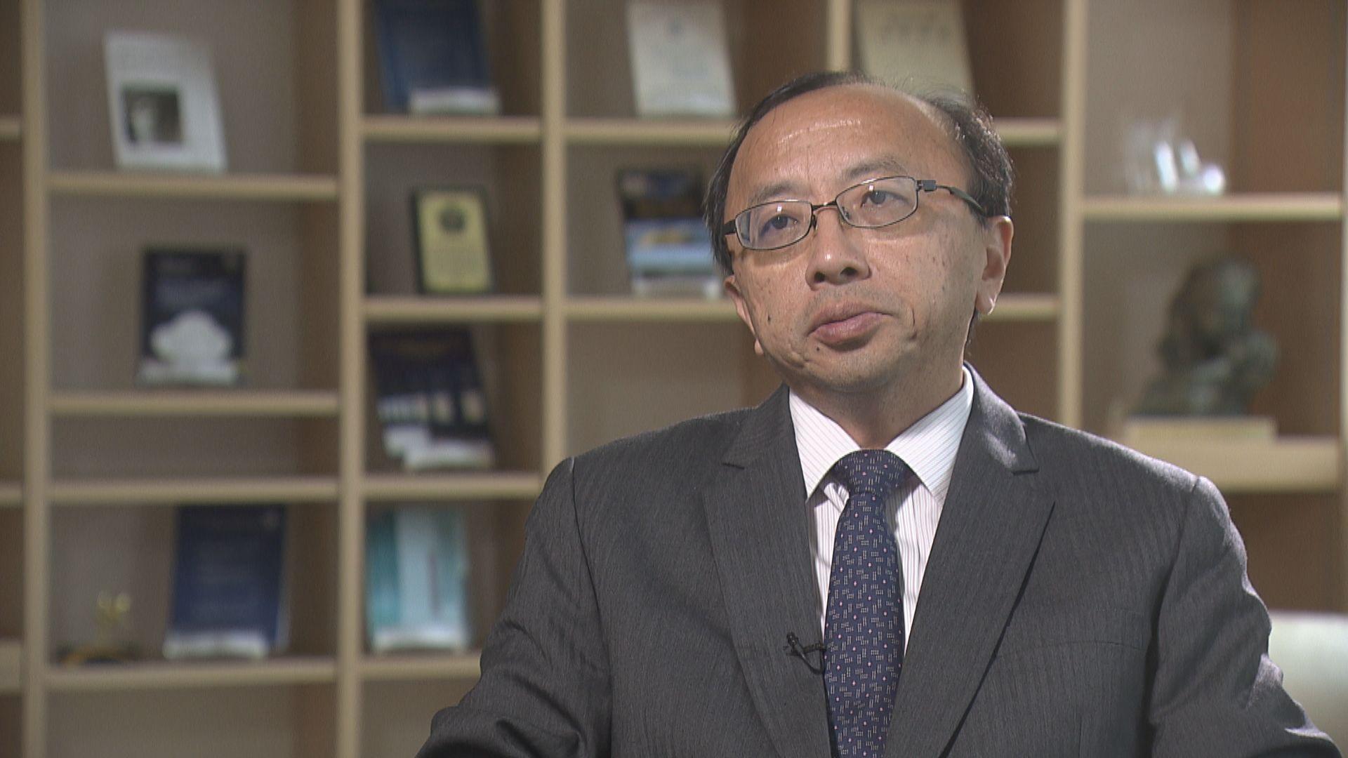 張達明:煽動文字罪不大可能符合保障人權