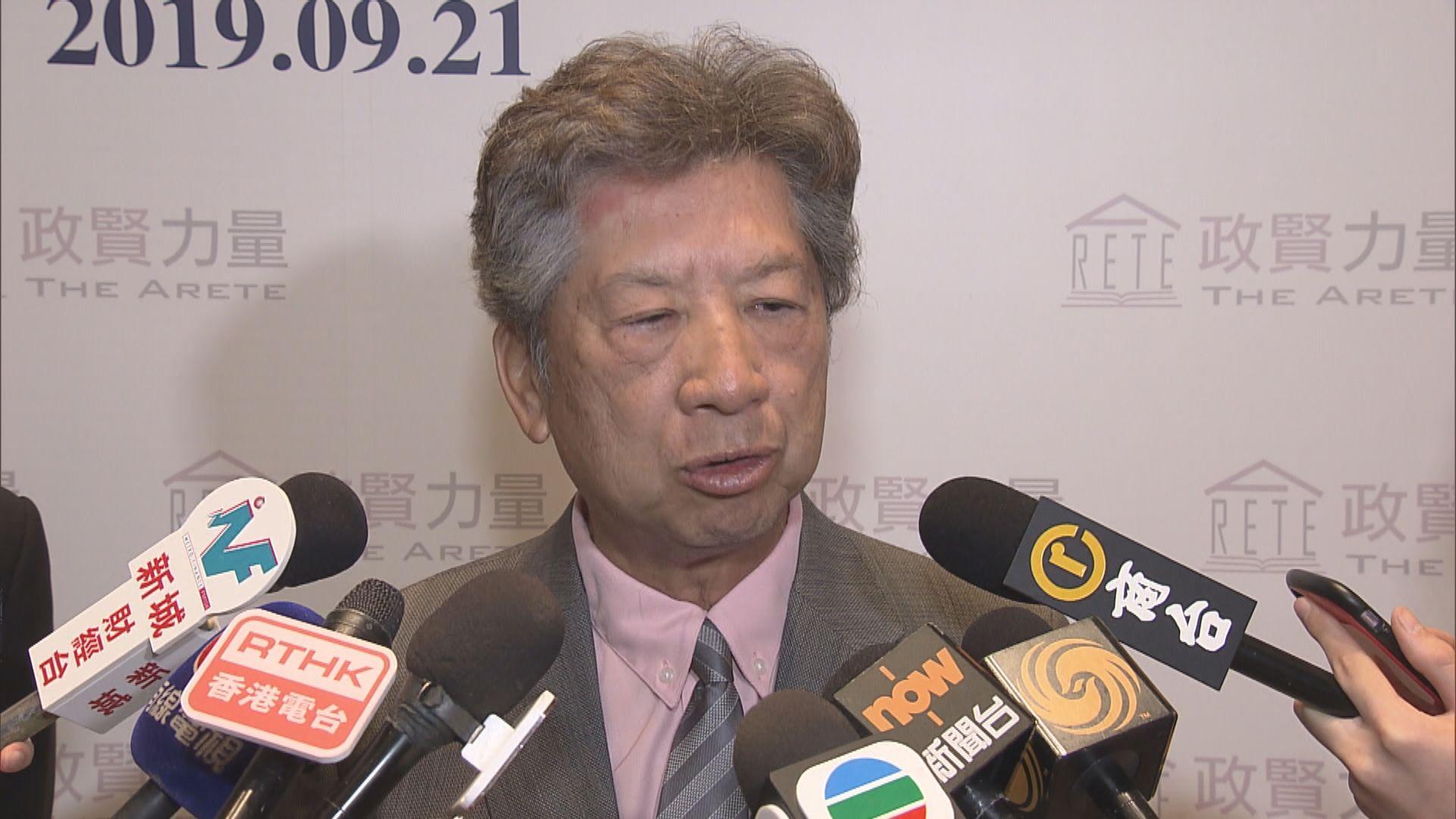 湯家驊:林鄭無對成立獨立調查委員會關上門