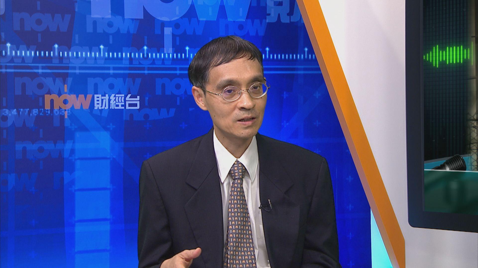 湯家驊指若立會長期拉布有機會違國安法 陳弘毅不認同