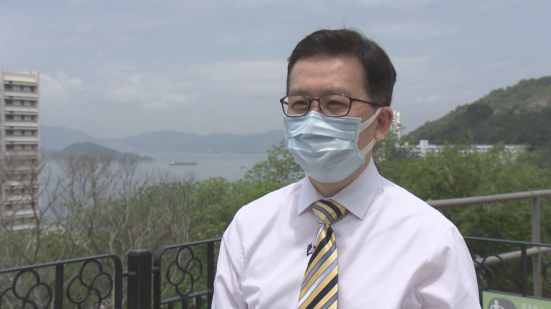 崔俊明:需重新採購兒童接種的復必泰新冠疫苗
