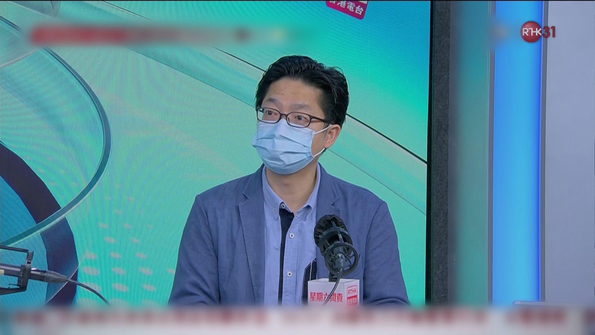 菲傭疑於酒店檢疫時染疫 潘烈文:應控制入住率減低潛在病毒量
