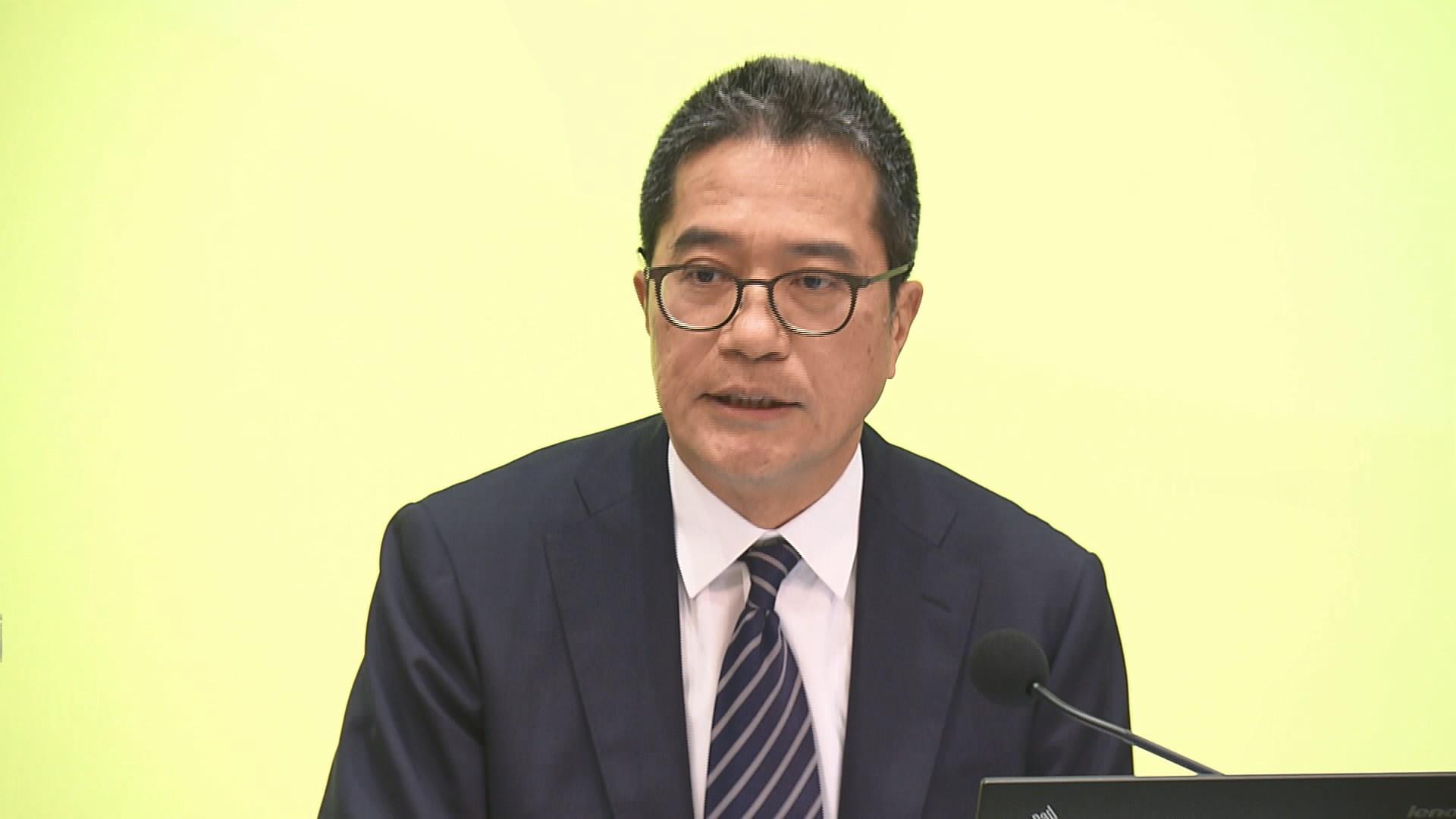 黃偉綸:明日大嶼造價升政府其他收入亦會升