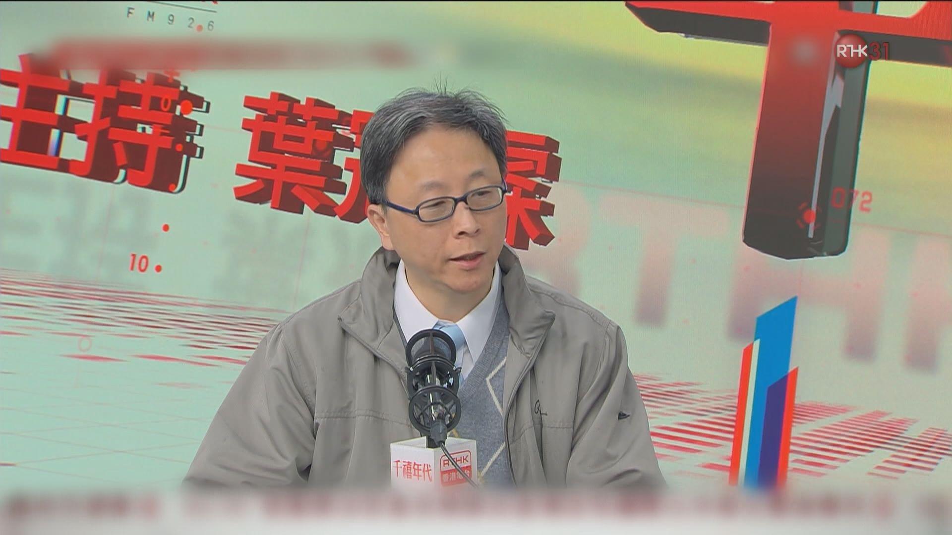 【武漢新型肺炎】何栢良:憂病毒已適應環境容易人傳人