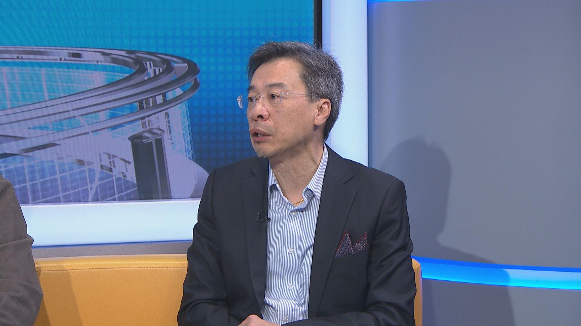 李國麟:前線醫護人員感覺裝備和支援不足