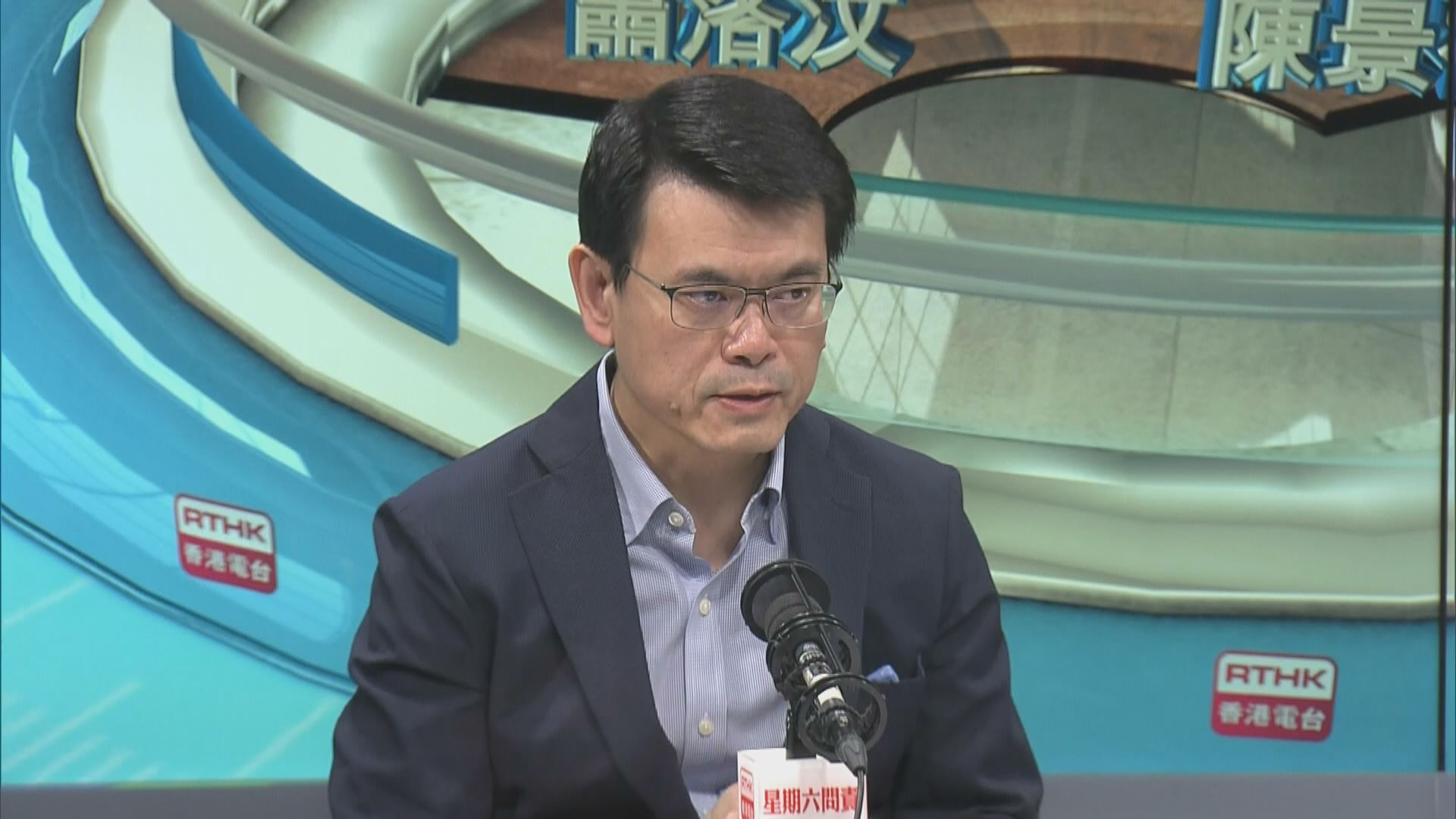 邱騰華:做好準備防貿易戰再升溫