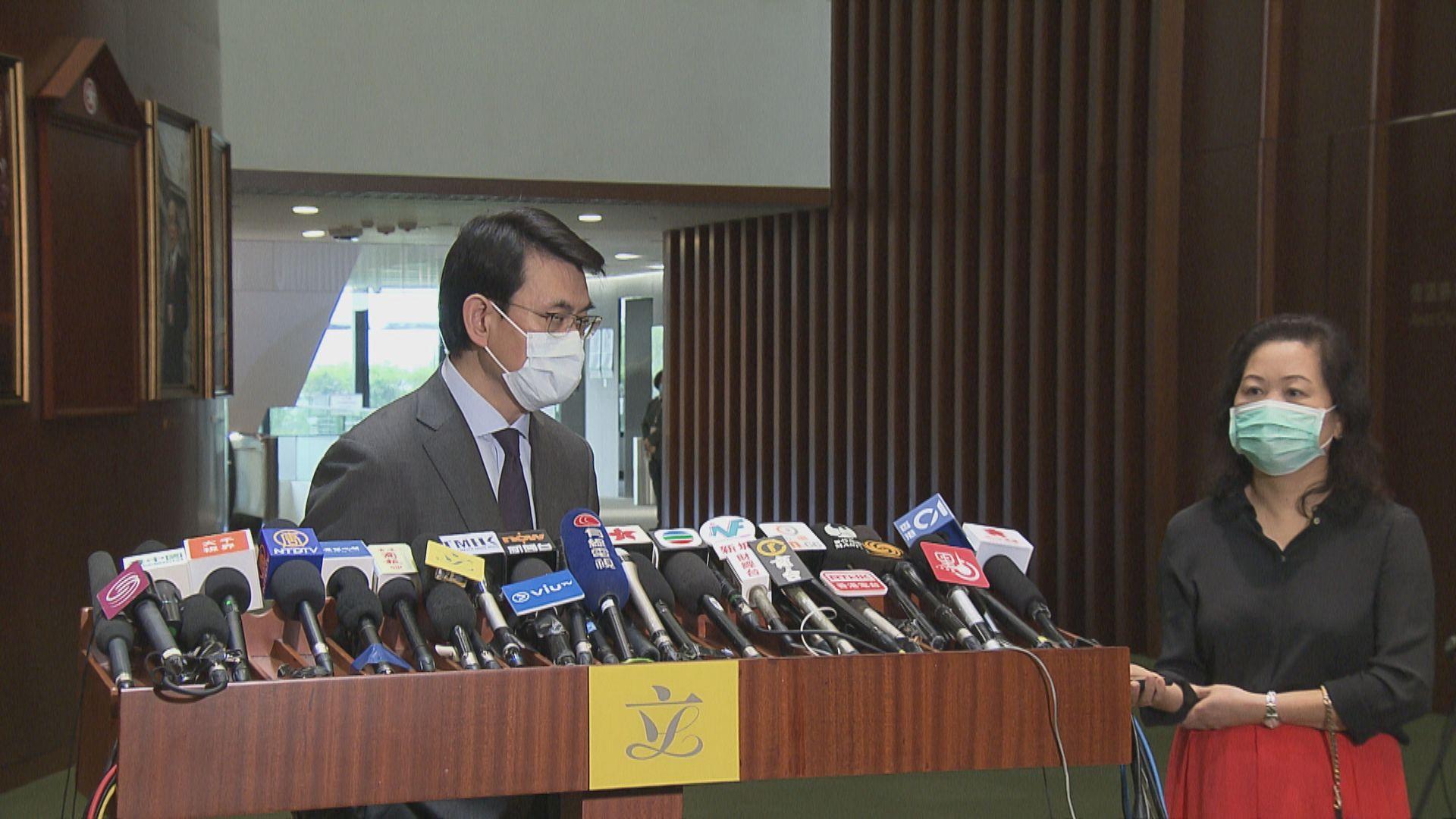 邱騰華:港台道歉是必須做的 籲各界尊重通訊局裁決