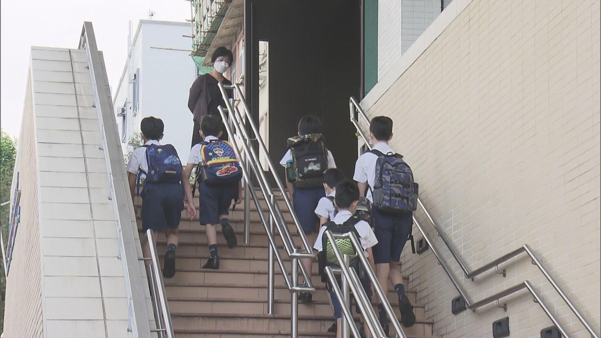 楊潤雄:即使學生不贊成港獨 不代表課程沒問題