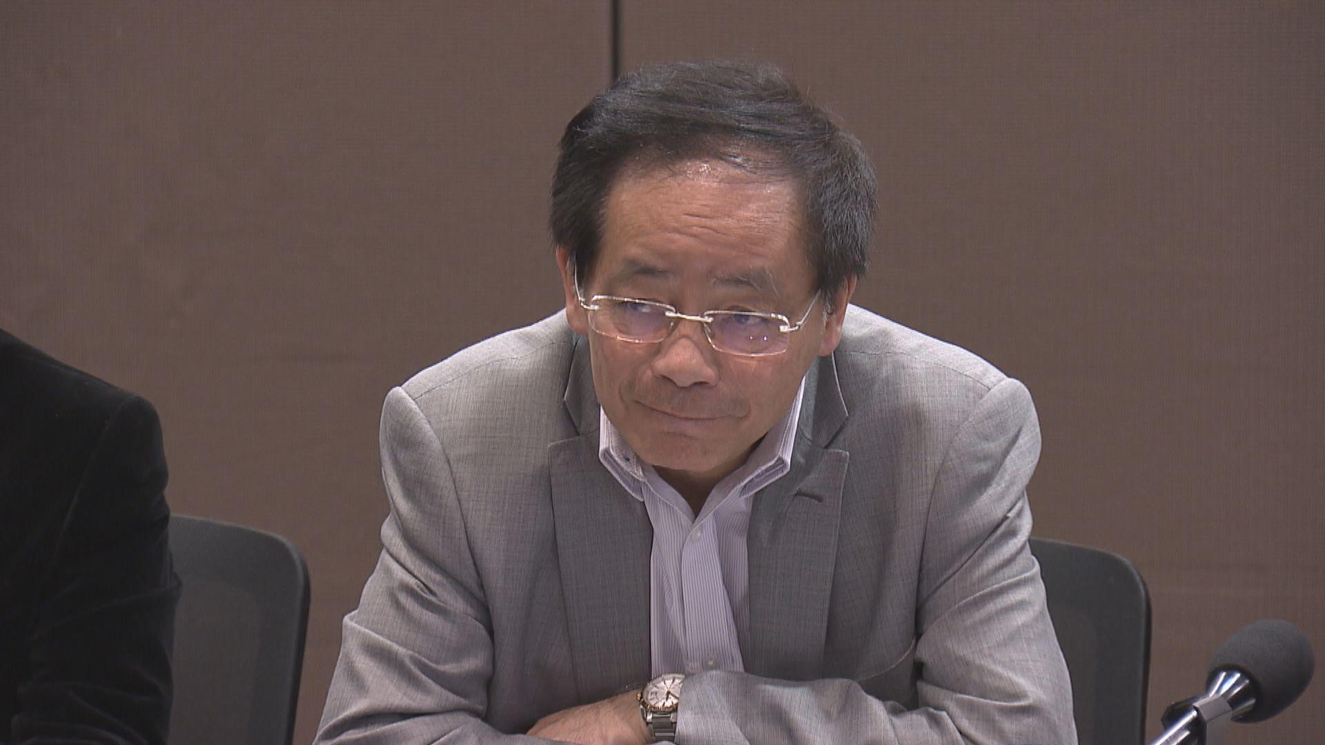 葉國謙:游說外國制裁香港或觸犯國安法