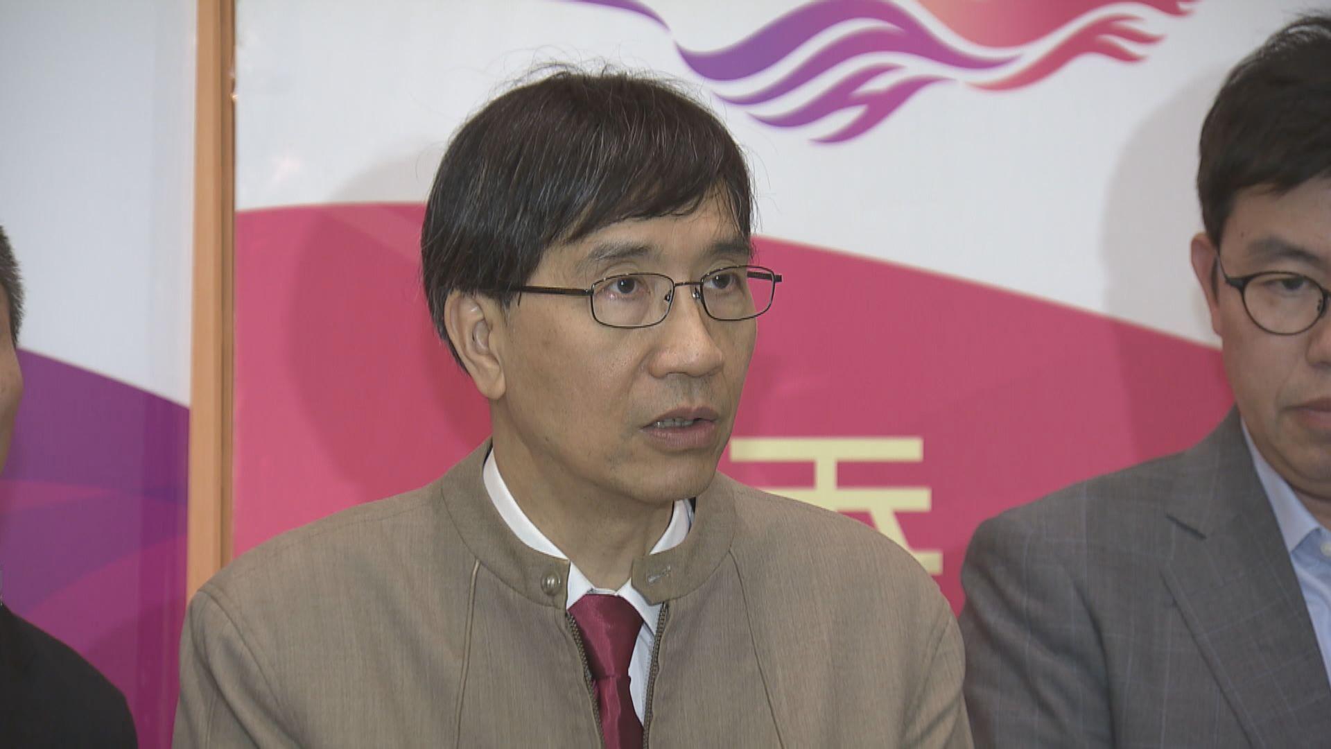 袁國勇:應新年前禁止內地人到港 現設限亦是好開始