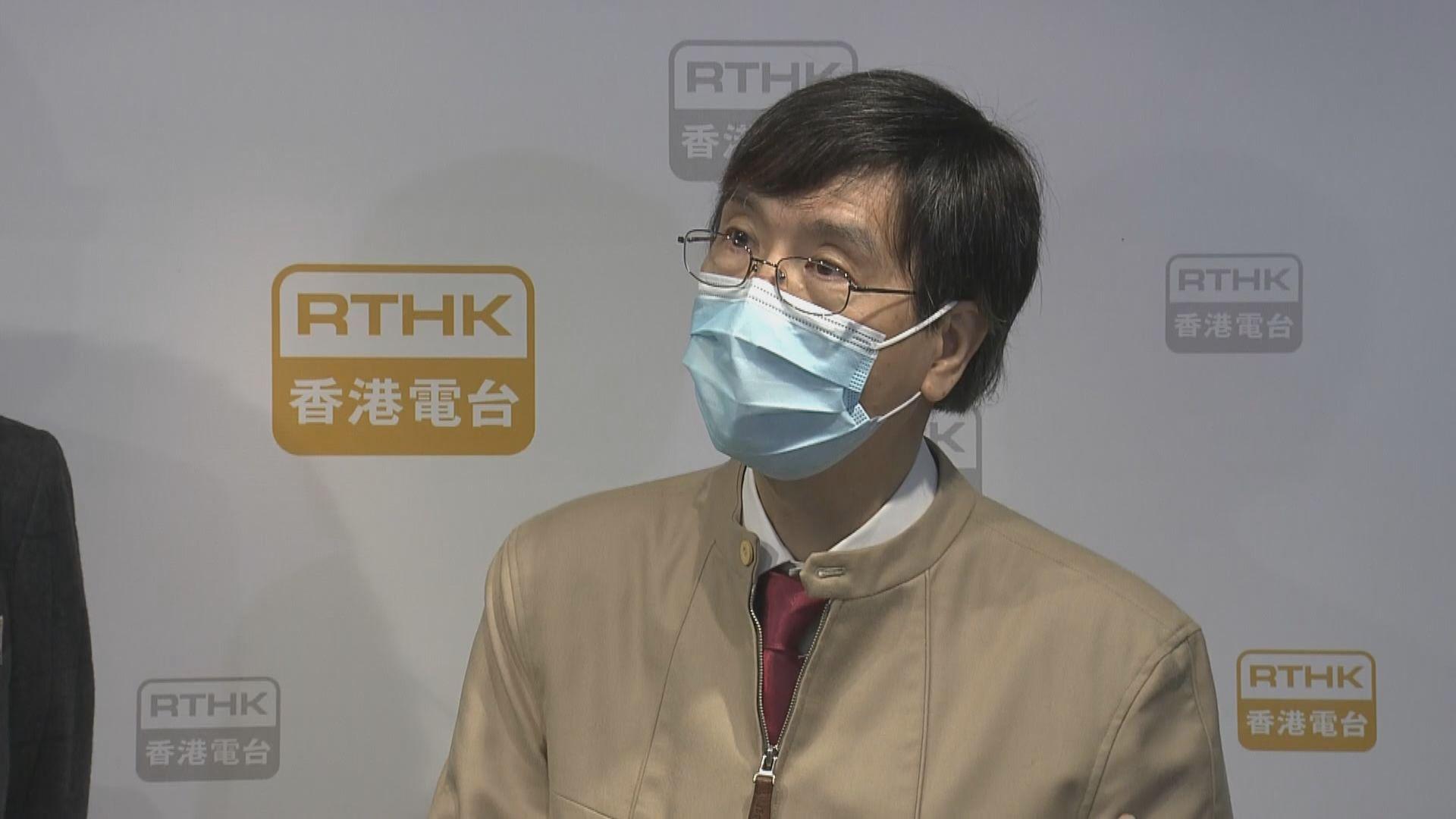 袁國勇:學校復課影響大 應大學先復課再觀察