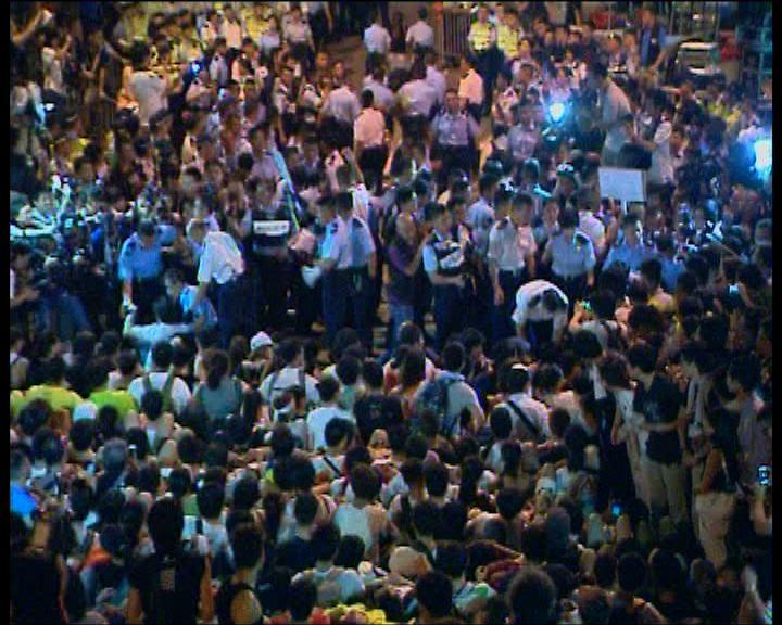劉兆佳:政改較大機會原地踏步