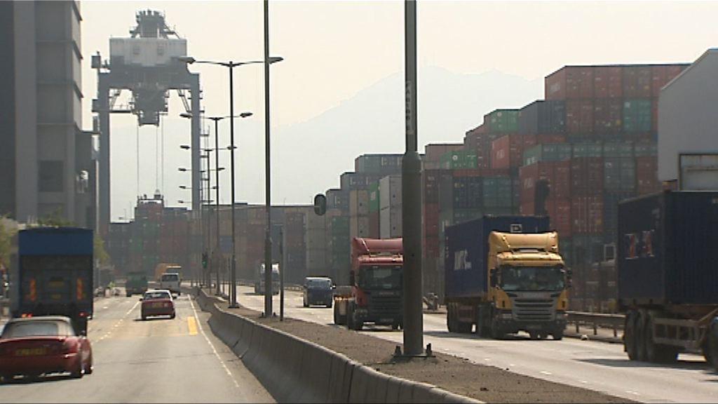 中美貿易戰 邱騰華:港府會嚴陣以待