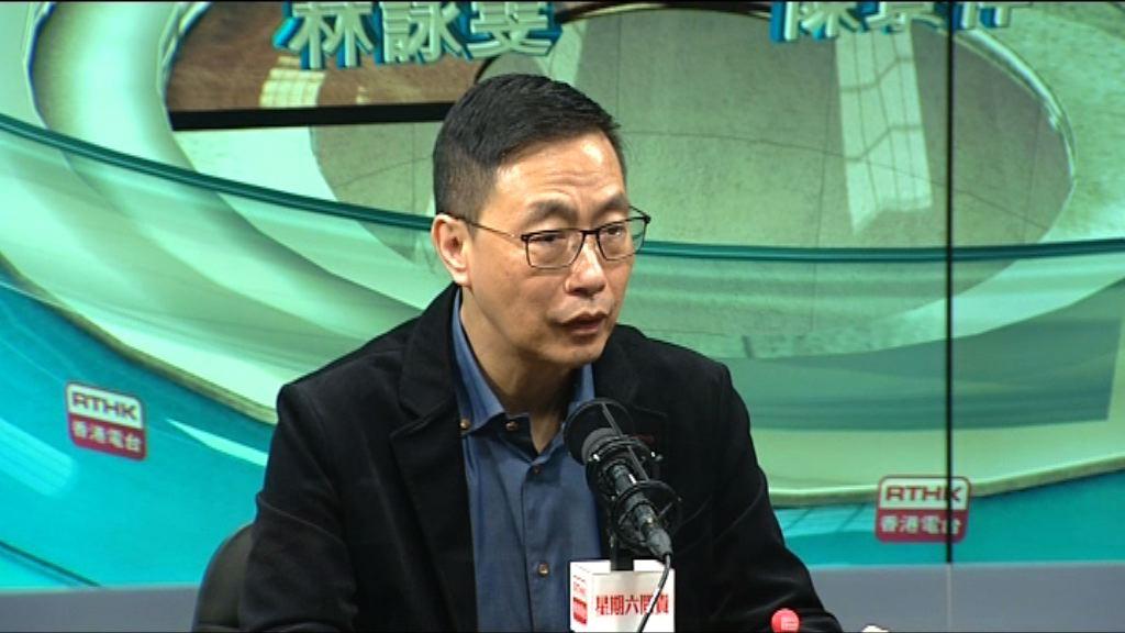 楊潤雄:學校是否全級應考小三TSA屬自願
