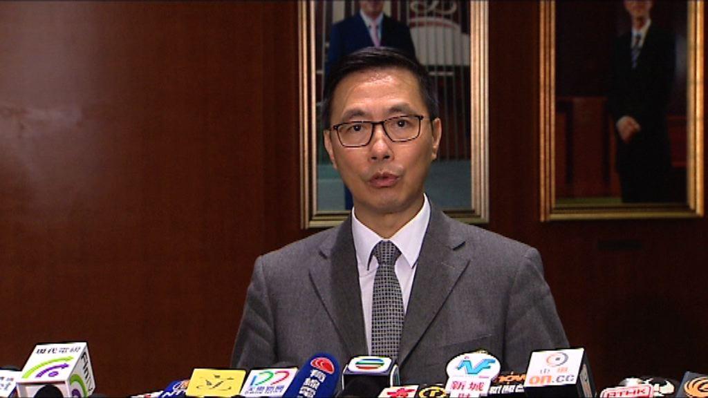楊潤雄:教授香港史課時無減少