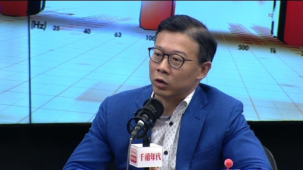 張國鈞:入行會與為林鄭助選無關