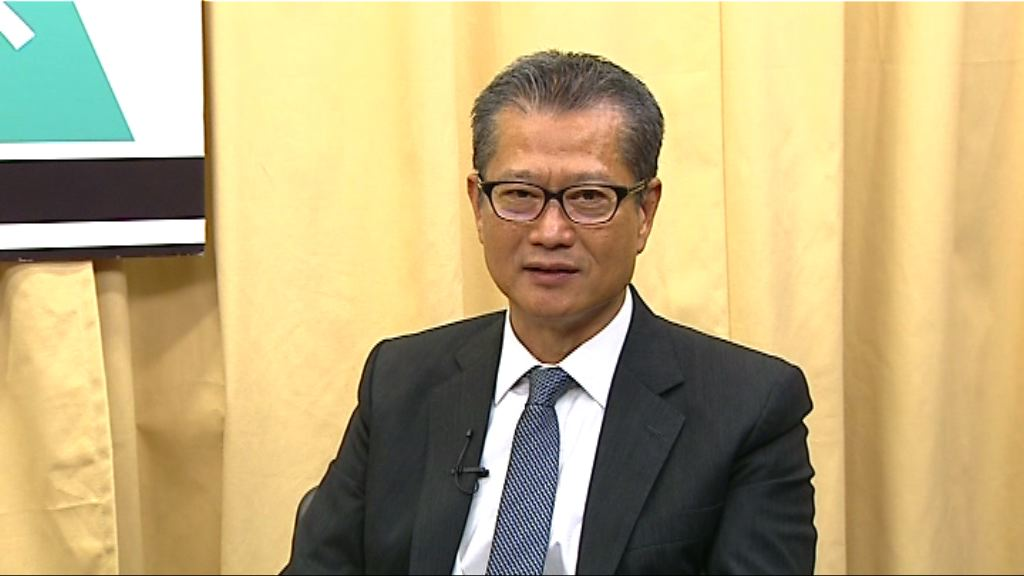 陳茂波:將於賣地項目加入條款規定建安老院舍
