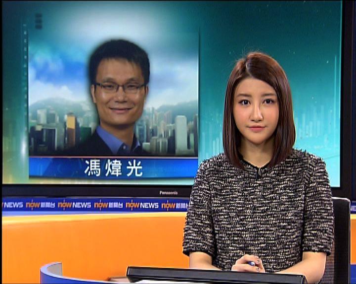 馮煒光:特首在施政報告斥《學苑》非打壓