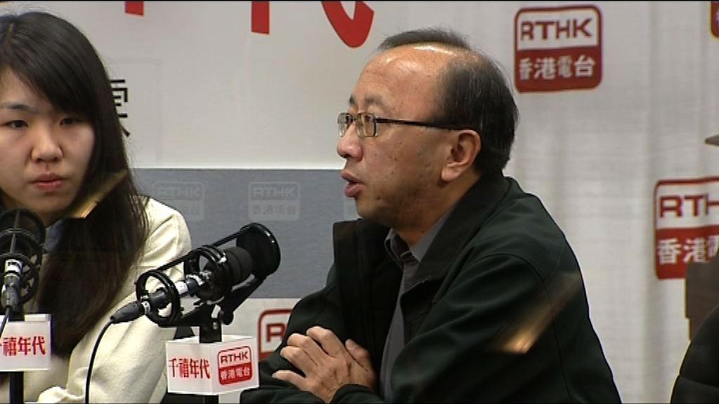 張達明:馬斐森任內未完成組班已料提早辭職