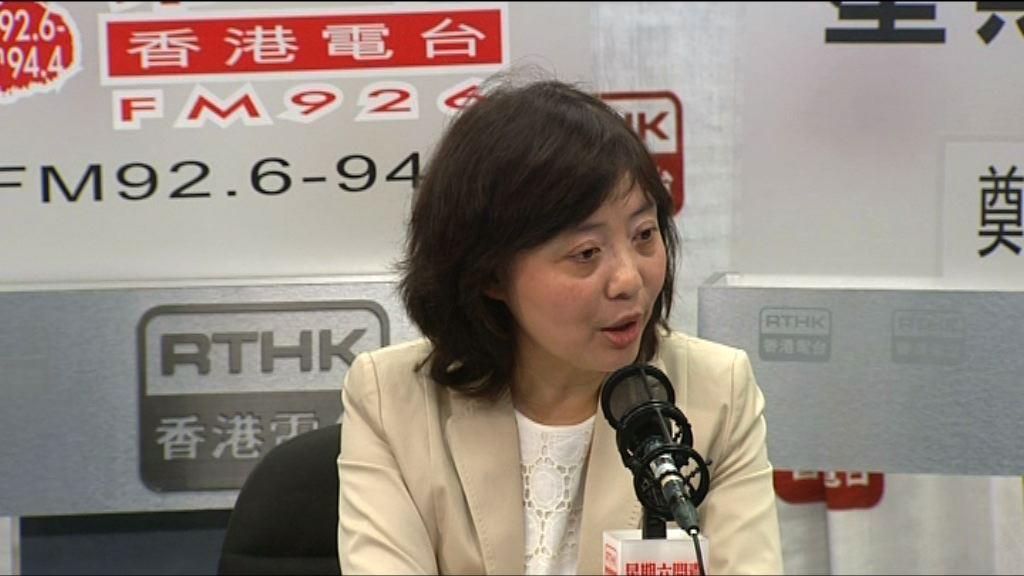 署長甯漢豪:地政總署一直盡力跟進所有個案
