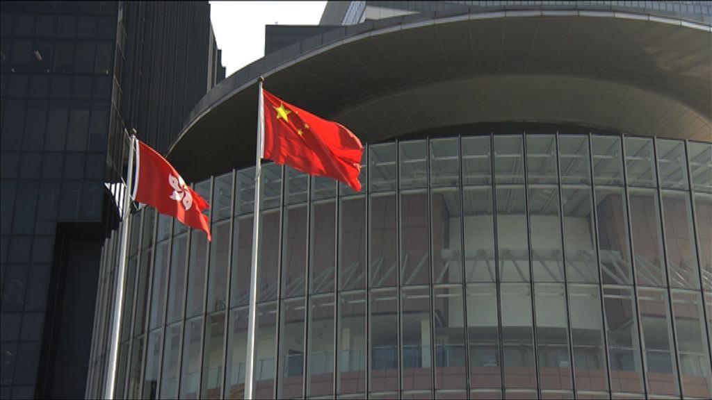 劉兆佳承認立法會參選資格欠清晰