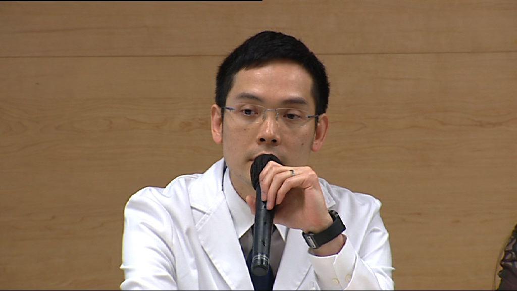 鄧桂思開始清醒 新肝發揮功能
