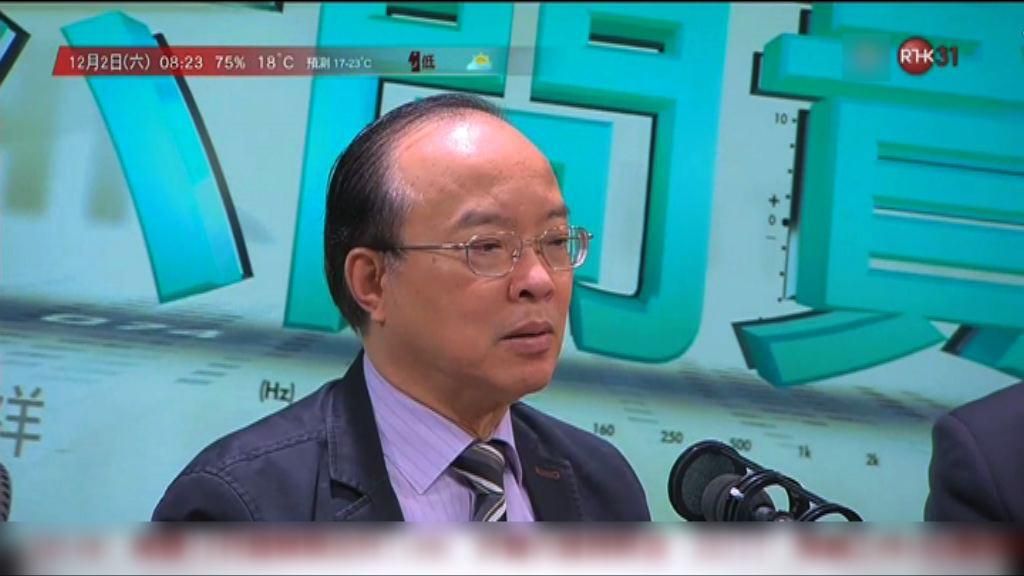 馬逢國:政府應為體總訂指引處理性侵投訴