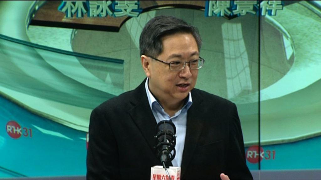 盧偉聰:將成立反恐專組預防恐襲