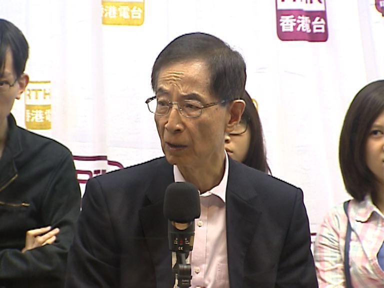 李柱銘:民主派在普選路上已多次讓步