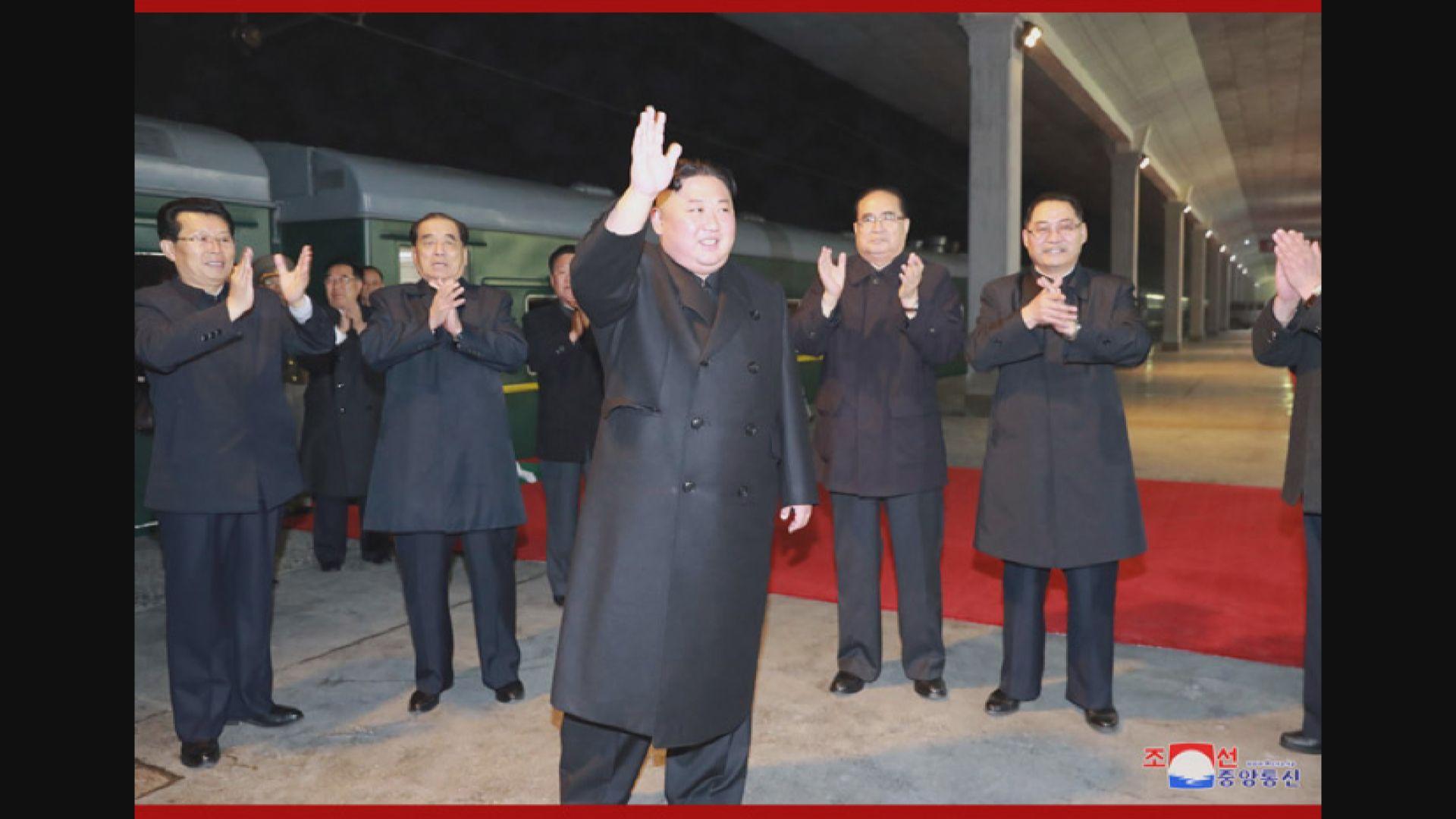 金正恩將晤普京 尋求俄羅斯支持