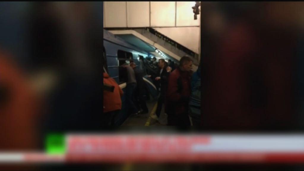 聖彼得堡兩地鐵站爆炸 普京稱不排除恐襲