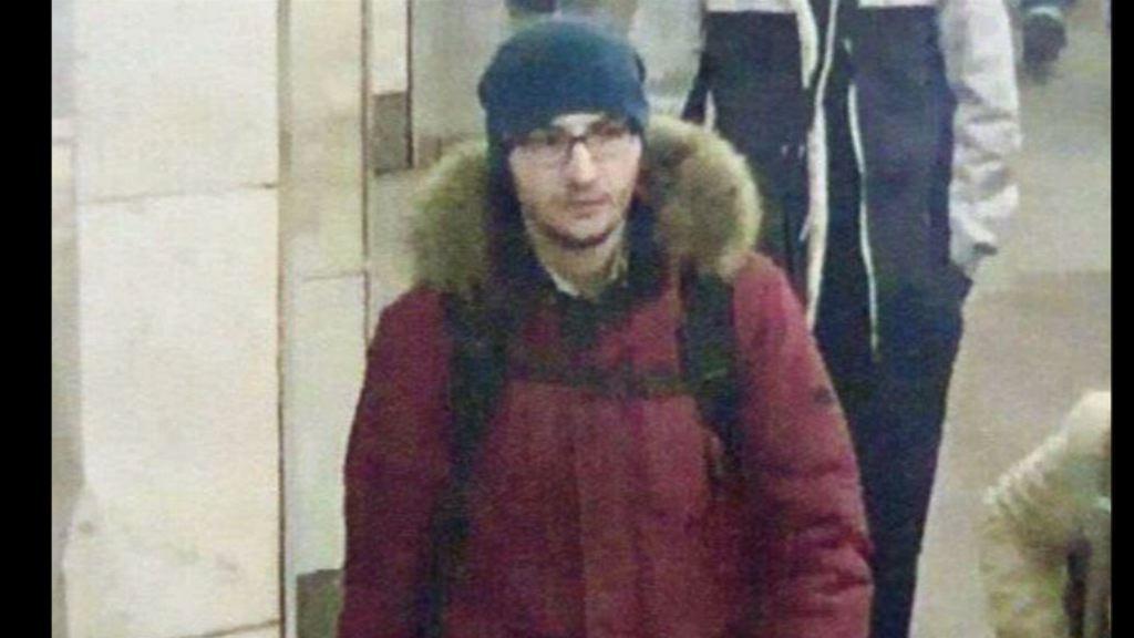 報道指聖彼得堡地鐵爆炸案疑兇來自中亞