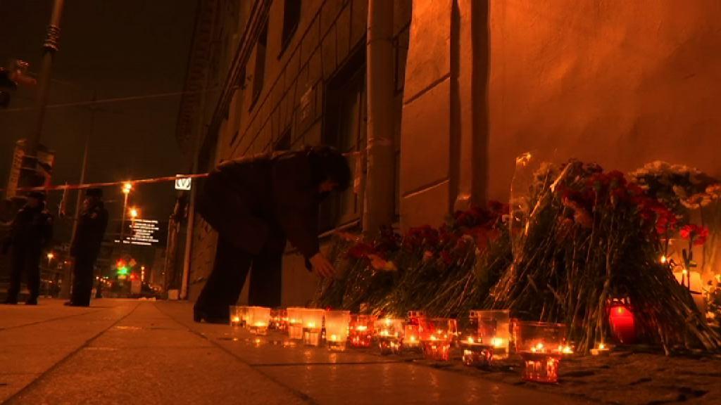 聖彼得堡地鐵襲擊 暫未有組織承認責任