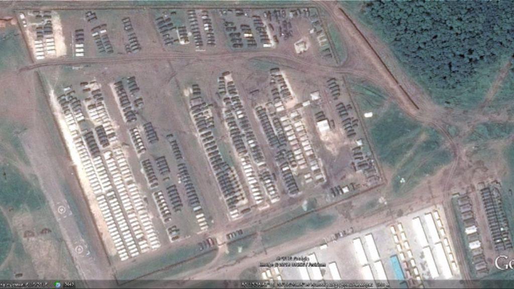 美國防部憂俄方借軍演發動攻擊