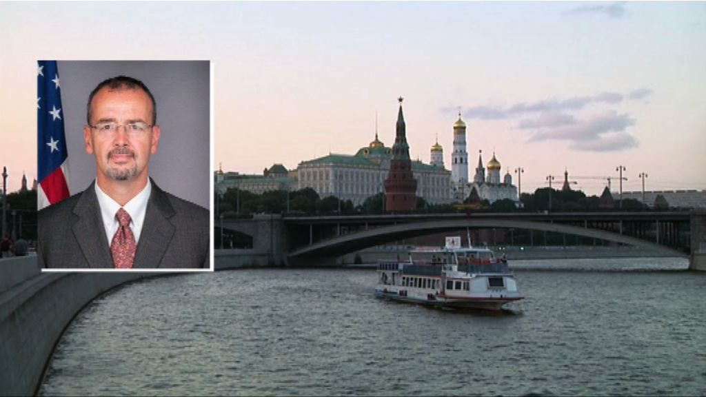 俄傳召美副大使抗議搜查大使館計劃