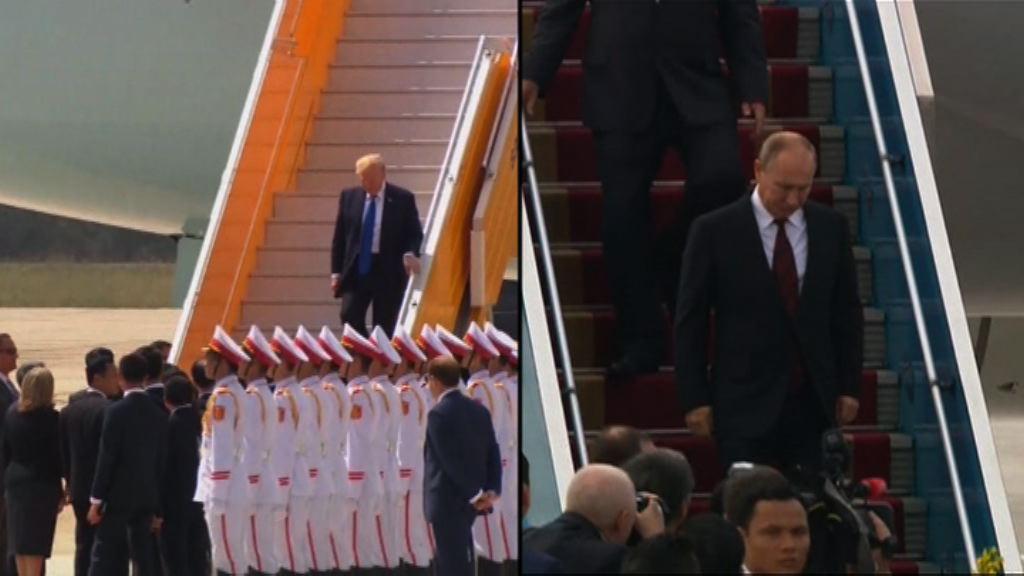 美俄總統雙邊會談成事與否未明
