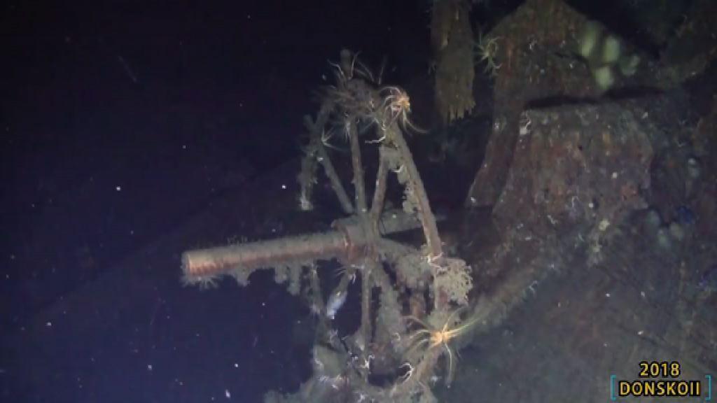 南韓領海發現沉沒逾百年俄戰艦 傳有二百噸黃金