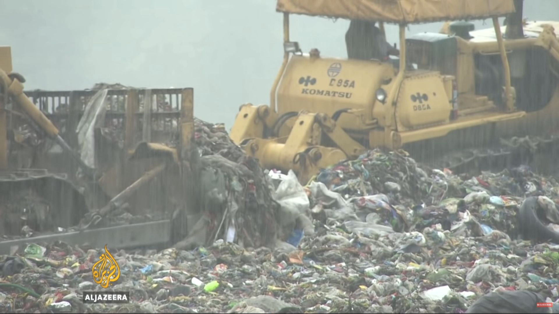 東南亞多國淪為發達國家「垃圾場」