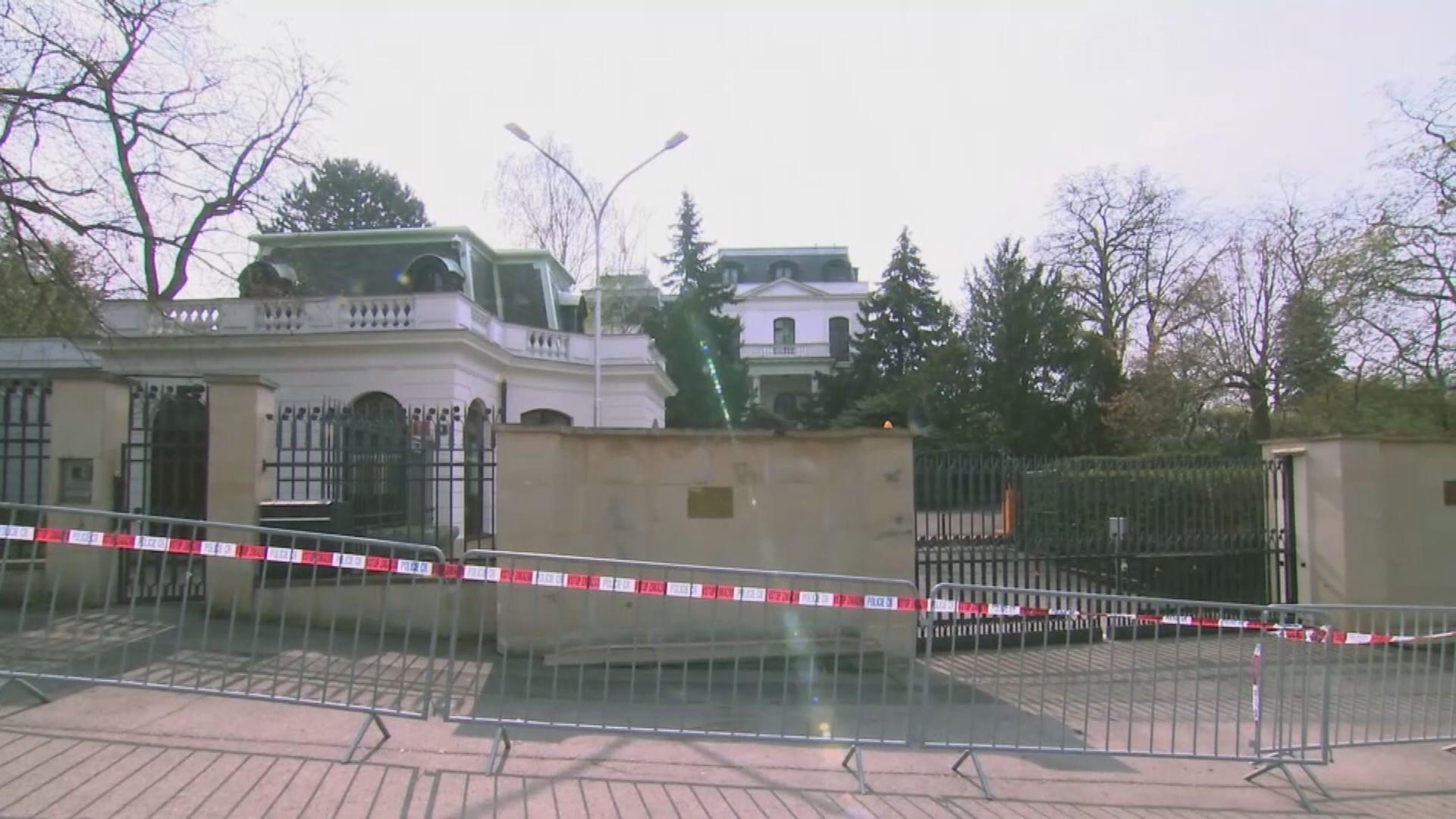 捷克再次驅逐俄羅斯外交官 涉60人
